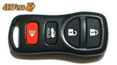 How To Change Battery Diy Nissan Keyless Remote Replacement Disembly Car Key Batteries Changing