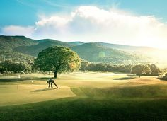 Argentario Golf Club in Tuscany, Italy