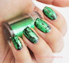 Makeup Withdrawal:  #nail #nails #nailart