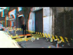 """Keiichi Matsuda - Augmented City 3D. """"The architecture of the contemporary city is no longer simply about the physical space of buildings and landscape, more and more it is about the synthetic spaces created by the digital information that we collect, consume and organise; an immersive interface may become as much part of the world we inhabit as the buildings around us."""