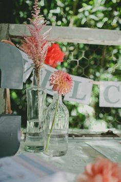 Camarillo Botanical Wedding