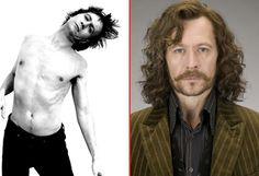 """Gary Oldman / Sirius Black 