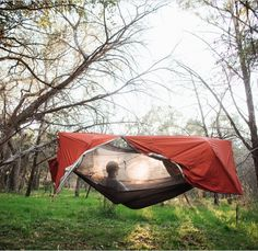 The Sunda is a game-changing tent hammock, designed for any occasion, any terrain, any time.