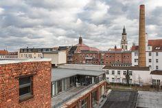 Tapetenwerk, Leipzig
