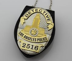 Image result for lapd detective badge printable