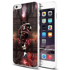Basketball NBA Dwyane Wade 3 Miami Heat , , Cool iPhone 6 Plus (6+ , 5.5 Inch) Smartphone Case Cover Collector iphone TPU Rubber Case White [By PhoneAholic] Phoneaholic http://www.amazon.com/dp/B00XQBYI6W/ref=cm_sw_r_pi_dp_I8Jwvb1DR3PZJ
