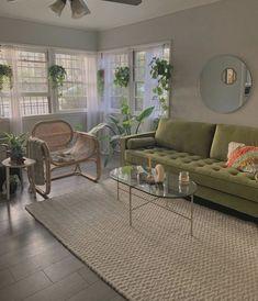 Living Room Decor, Bedroom Decor, Living Room Interior, Living Room Vintage, Modern Vintage Bedrooms, Living Rooms, Pastel Living Room, Pastel Room, Decor Room