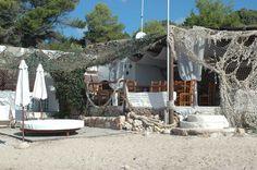 #Ibiza beach bar