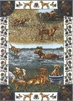 Vizsla Blanket Throw Tapestry #1