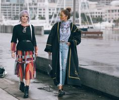 What We Wore at NZFW 2017