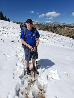 """Colorado is """"cooler"""" on the Continental Divide Trail."""