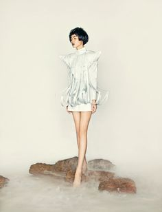 IFA Paris Student Work: Fashion school in Paris and Shanghai | 2011 Photoshoot