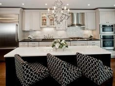 Transitional Kitchens from Christine Baumann on HGTV