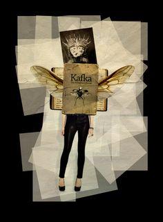 Metamorphosis.  one of my favorite stories.  @Cata Panzera Wie