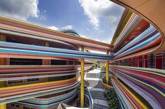 Nanyang Primary School - Architizer