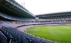Etihad Stadium - Melbourne ~ #Melbourne #Australia. Getting excited!!