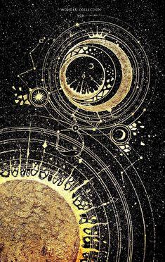 Wallpaper Backgrounds Aesthetic Celestial circles & arcs Wallpaper World is part of Moon art - Celestial circles & arcs Celestial circles & arcs Arte Inspo, Kunst Inspo, Cute Wallpapers, Wallpaper Backgrounds, Iphone Wallpaper, Apple Wallpaper, Disney Wallpaper, Wallpaper Quotes, Moon Art