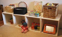 7 months shelves