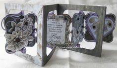 Heartfelt Creations - pamscrafts #card #sizzix
