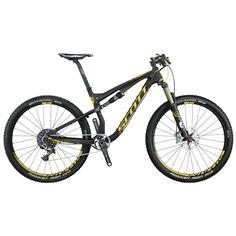 SCOTT Sports - SCOTT Spark 700 RC Bike