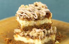 Apple Pecan Pie Bars | Betty Crocker