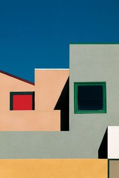 Franco Fontana Venice Los Angeles 1990