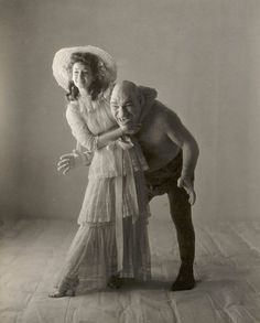 Maurice Tillet (October 23, 1903 – September 4, 1954)[1] was a Russian-born French professional wrestler known as The French Angel. He was the inspiration for Shrek. (Click to read the full story.)