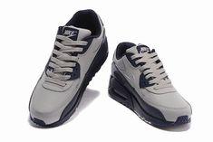 buy popular cc13e 31a46 homme air max 90 premium gris et bleu soldes,vente air max 90 pas cher,acheter  air max 90 pas cher
