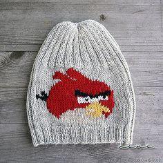 Ravelry: Angry bird chart pattern by Lene Brattland free!