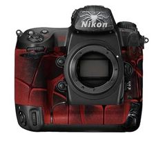 Nikon D3 Spiderman