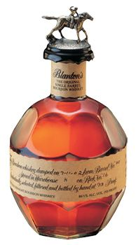 Top 10 Bourbon Blanton's Original Single Barrel Bourbon The reddish-amber Bourbon has a lovely jolt of orange zest and burnt sugar on the palate. Sophie's Store