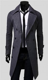 Men's Fall Overcoat