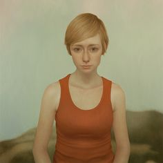 Tabitha 12, oil on panel, 48 x 48 inches, 2011  Vail International Gallery, Vail, CO