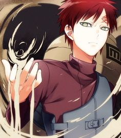Gaara of the Desert More