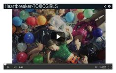 """""""Heartbreaker- TOXIC GIRLS"""" by official-toxicgrils ❤ liked on Polyvore"""