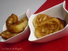 Patatas huecas.