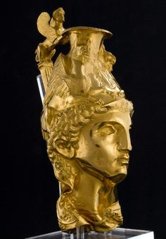 [Head] | end of IV - beginning of III century BC | Institute of Balkan Studies and Centre of Thracology | CC BY