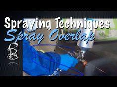 Auto Spray Gun Tips - Spray Overlap