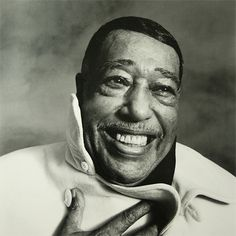 Irving Penn, Duke Ellington, New York, March 11, 1971