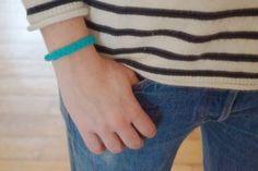 DIY : 10 accessoires (minimum) à réaliser avec un collant troué. No-sew, No-glue !