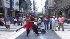 Tango de la calle - Street Tango Buenos Aires - 4 marzo 2010