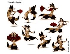 Kung-fu Fox (trinity88)