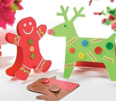 A Collection Of Festive Cards