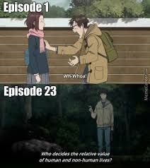Image result for parasyte the maxim tumblr funny