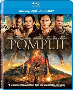 Pompeii Blu-ray 3D Blu-ray Digital HD $8.99 at Amazon