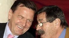 Gerhard Schröder und Günter Grass