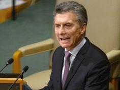 Macri destacó el entusiasmo que despierta Argentina en el mundo - La Nueva Provincia