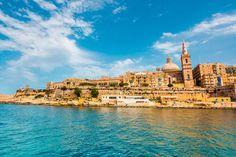 Malta und Comino ganztägige Bootstour ab 35€