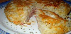 Batata Asterix. É aquela batata de casca rosada/roxa/lilás. Não serve a comum. 1 kg de batata Asterix é suficiente para 3 a 4 adultos.  -  queijos, a escolher: mozzarella, Brie, Gorgonzola, Camembert ou outro à sua escolha  -  frios, a escolher: salame italiano, presunto de Parma, linguiça calabresa defumada ou outro à sua escolha.  -  sal, pimenta, alecrim, salsinha crespa, manjericão.