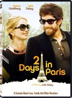 ジュリー・デルピー Julie Delpy 2 Days in Paris